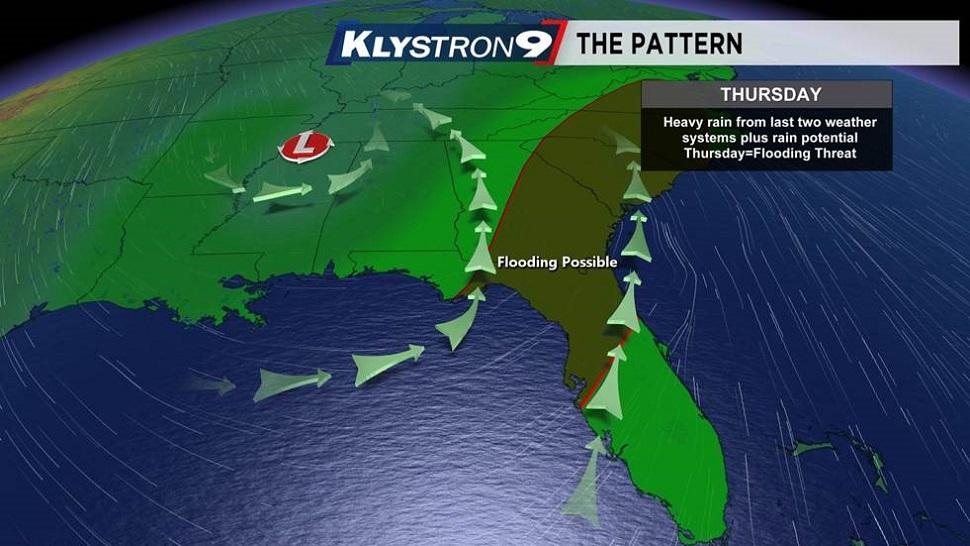 Weather Blog: Thursday, Friday Weather Hazards