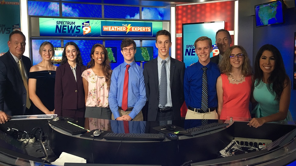 Spectrum Bay News 9 Project Weather Scholarship