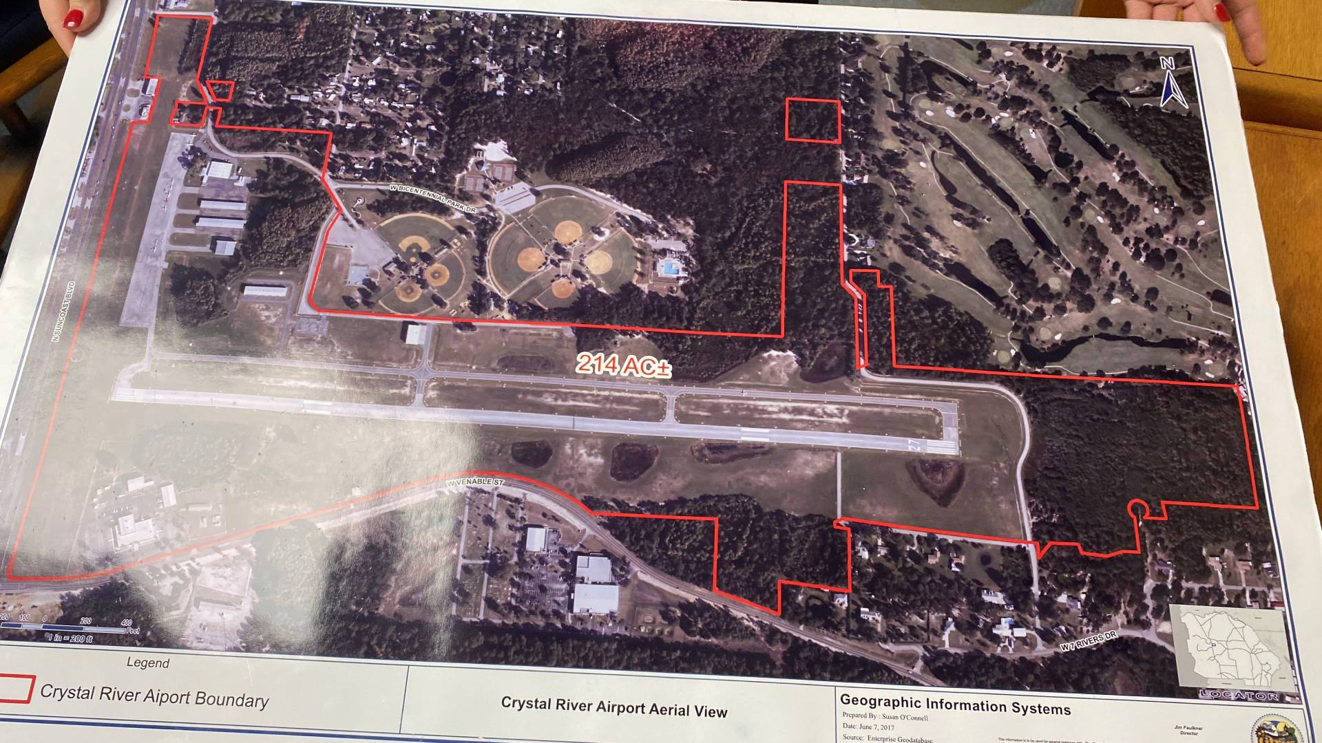 Crystal River Airport In Need of Improvements, Expanding